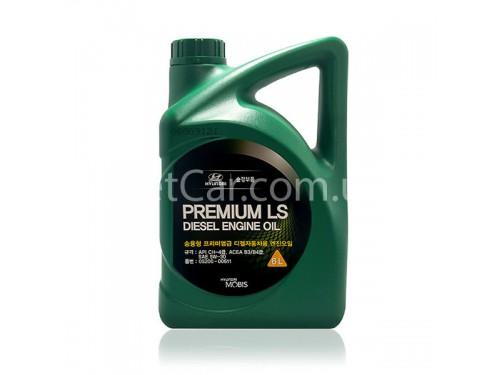 Масло моторное Hyundai Premium LS Diesel 5W-30 6л.