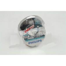 Лампа накаливания H7 12V 55W Philips X-treme VISION +130%