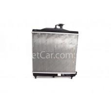 Радиатор охлаждения двигателя Kia Picanto