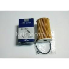 Масляный фильтр Hyundai ix35, Kia Sportage 1.7