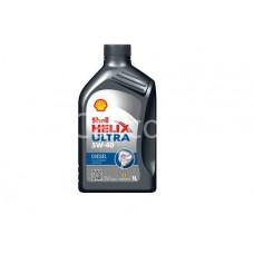 SHELL Helix Ultra 5W-40 Diesel 1L