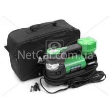 Компрессор 12V, 10Атм, 40 л/мин, фонарь LED