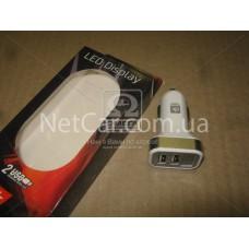 Автомобильное зарядное USB-устройство