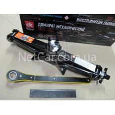 Домкрат механический 1,5т. 104/385мм.