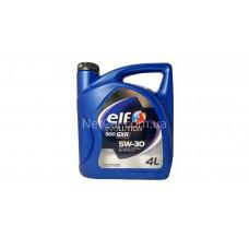 Масло моторное ELF Evolution 900 SXR 5W-30 4л.