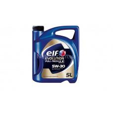 Масло моторное ELF Evolution FULLTECH LLX 5W-30 5л.