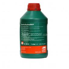 Жидкость ГУР зеленая FEBI