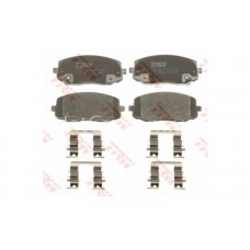 Передние тормозные колодки Kia Picanto, Hyundai i10