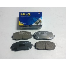Тормозные колодки передние Kia Picanto, Hyundai i10