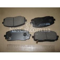 Тормозные колодки передние Hyundai i10, Kia Picanto