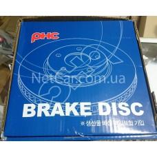 Тормозной диск передний Hyundai Getz