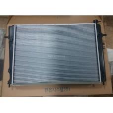 Радиатор охлаждения двигателя Hyundai ix35, Kia Sportage