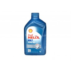 Моторное масло SHELL Helix HX7 10W-40 1л