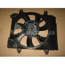 Вентилятор радиатора Kia Picanto